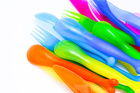 The colour and choice of cutlery affects food flavour.Photo / Thinkstock
