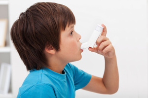 About half of children with asthma grow out of it by the time they reach adolescence or adulthood.Photo / Thinkstock