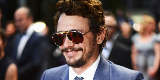 James Franco has allegedly been dodging legal papers for almost half a year. Photo / Getty Images