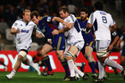 The Highlanders smashed the Blues earlier in the month.  Photo / Getty Images