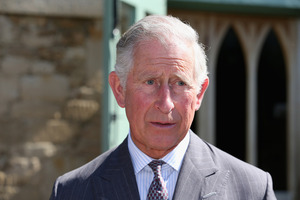 Prince Charles, Prince of Wales. Photo / Getty Images