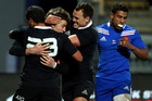 The All Blacks failed to build on their impressive 30-0 win over France. Photo / Getty Images