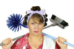 The novelty of being a housewife is wearing off. Photo / Thinkstock