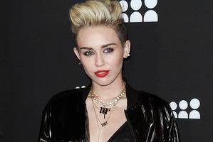 Miley Cyrus. Photo / AP