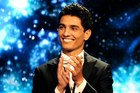 Singer Mohammed Assaf is seen on the Arab Idol stage in Beirut, Lebanon. Photo / AP