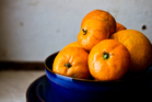Oranges and mandarins make interesting and tasty ingredients. Photo / Babiche Martens