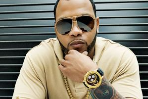 Flo Rida is the father of a two-year-old boy, reports say.
