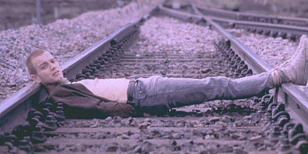 Ewen McGregor plays Mark 'Rent Boy' Renton in Trainspotting.