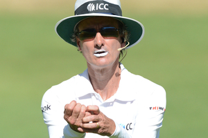 Brent 'Billy' Bowden's demotion from world cricket's elite umpiring panel has surprised the head of New Zealand Cricket's umpiring department. Photo / Getty Images.