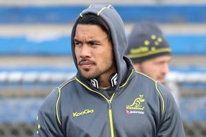 Digby Ioane. Photo / Getty Images