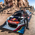 Sebastien Loeb poses for a portrait during the second test session with the Peugeot 208 T16 pikes peak in Colorado, USA. Photo / Red Bull