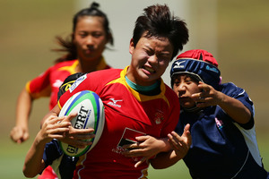 China's women's team are a realistic chance of winning Olympic medals. Photo / Getty Images