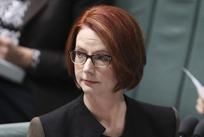 Julia Gillard. Photo / Getty Images