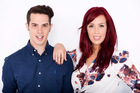 Brother and sister team from 'My Kitchen Rules' Jake and Elle Harrison.