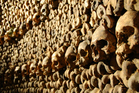 The Catacombes de Paris are a ghostly but spectacular sight. Photo / Getty Images