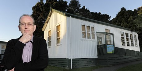 Otumoetai Primary has an 115 year old building, it is feared that it will be demolished. Photo / APN