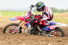 With no international commitments standing in his way, Ben Townley is free to tackle the iconic dirt bike battle. Pictures/ Andy McGechan, bikesportnz.com
