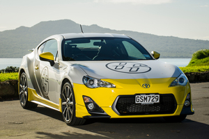 Toyota GT86RC Photographed in Auckland for Driven Magazine. 24 June 2013 NZ Herald photo by Ted Baghurst.