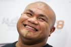 Tua's August 31 bout has been dubbed one of 'David vs Goliath'. Photo / Richard Robinson