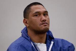 William Murphy says he will defend the series of charges stemming from an alleged home invasion spree. Photo / NZ Herald