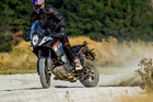 Chris Birch, New Zealand Enduro Champion, tests the KTM 1190R.