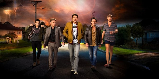 'The Almighty Johnsons' have come of age with their clever dialogue.