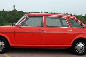 The Leyland Maxi.