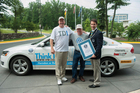 The TDI-powered Volkswagen Passat's 13,071km drive across all but two US states sets a new Guinness world record for frugal use of fuel.