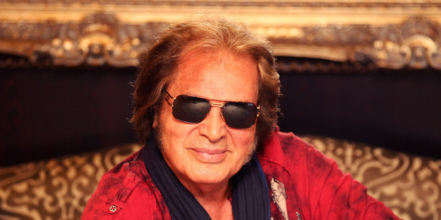 "Engelbert Humperdinck's life has been peppered with ""little happenings"", but his wife has forgiven him and he knows love is stronger than jealousy. Photo / Chris Gorman"