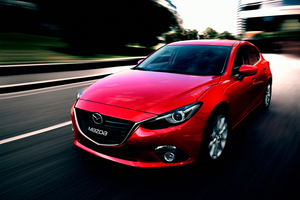 Fuel economy and a roomier interior add to the appeal of the Mazda3.