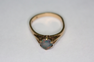 Police have been unable to find the owner of the rings.