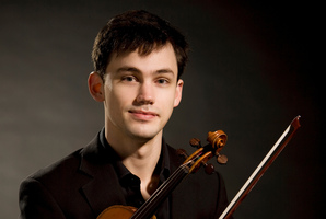 Kristian Winther is grateful for the Michael Hill Violin Competition.