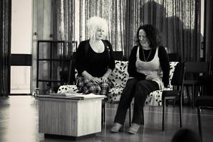 'Intimacies' stars Lynn Waldegrave and Rima Te Wiata.