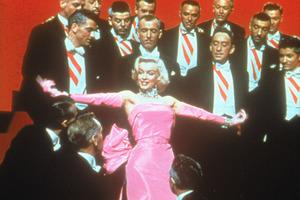 Gentlemen Prefer Blondes.