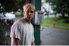 Ryan Gosling plays staunch stuntman Luke in The Place Beyond the Pines.