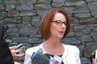 Australian Prime Minister Julia Gillard.