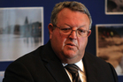 Gerry Brownlee. Photo / Greg Bowker