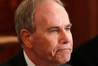 Len Brown has refused to release background papers used by one of the political working parties. Photo / APN