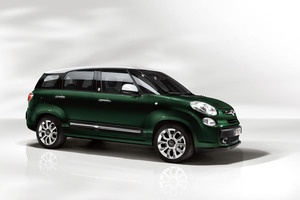 City brake control is an option on the Fiat Panda, and the new Fiat 500L which is to arrive in New Zealand next year.