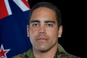 Corporal Douglas Hughes.
