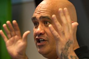 Mana candidate Te Hamua Nikora. Photo / Alan Gibson