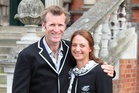 Mahe Drysdale and Juliette Haigh are climbing Mt Kilimanjaro.