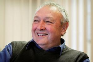 Glenn Leach, Mayor of Thames-Coromandel District. Photo / Christine Cornege