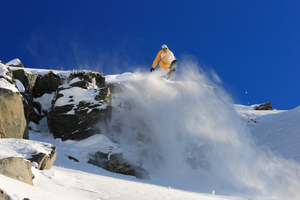 Cardrona will be one of the principal venues for the Winter Games.
