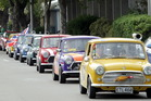 Mini's were assembled in New Zealand by the NZMC.