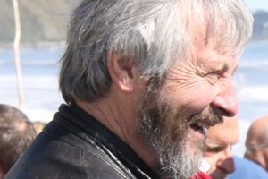 Adrian Webster (pictured) and Marei Webster died in a suicide pact. Photo / Kapiti News