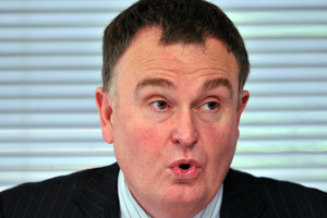 State Services Commissioner Iain Rennie. Photo / File