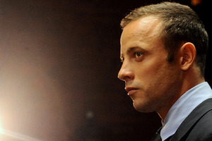 Oscar Pistorius. Photo / AP