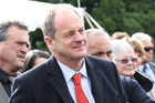 David Shearer, leader of the New Zealand Labour Party. Photo / APN