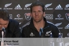 All Blacks head coach Steve Hansen was happy overall with the teams performance but says there is still slot of work to do. With the two new caps making their debut, the hometown hero Beauden Barret also touch down taking the finals score to 24-9